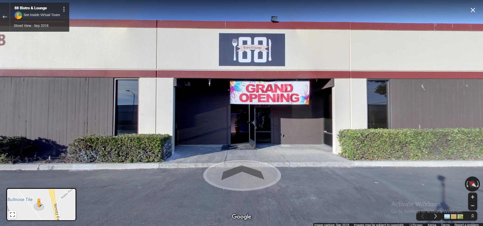 88 Bistro & Lounge  San Jose