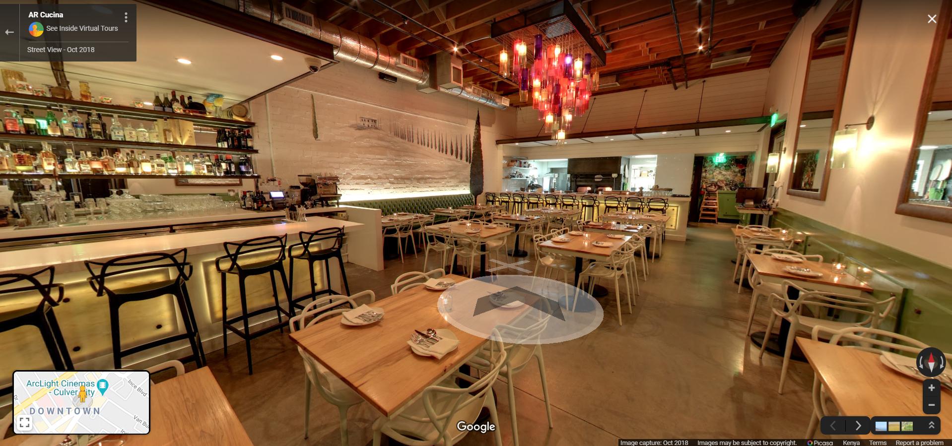AR Cucina  Culver City