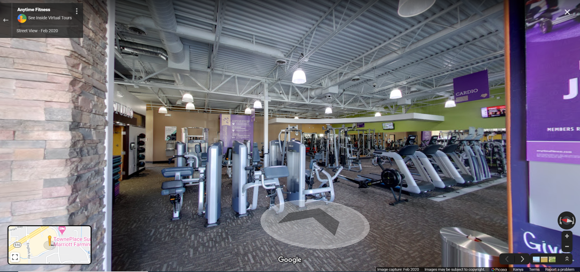 Anytime Fitness - E. Main St., Farmington