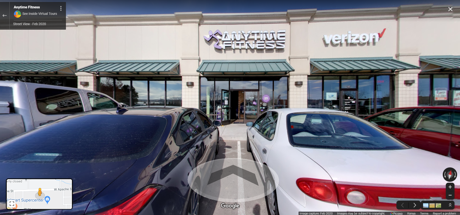 Anytime Fitness - W. Apache St., Farmington