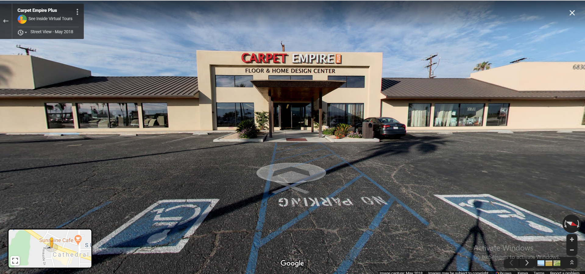 Carpet Empire Plus  Cathedral City