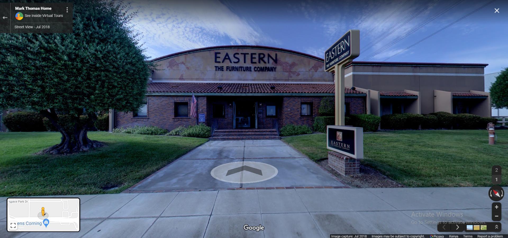 Eastern, The Furniture Company - Santa Clara