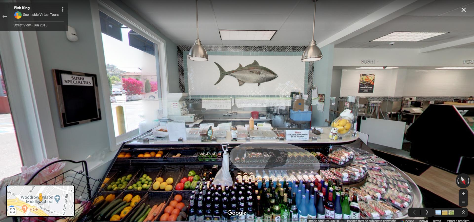 Fish King  Glendale