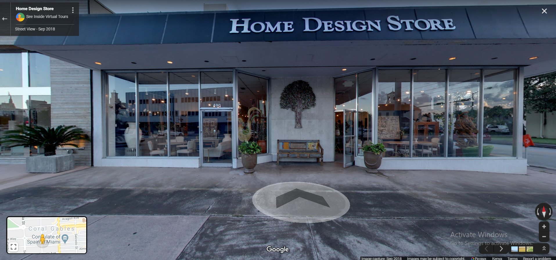 Home Design Store  Coral Gables