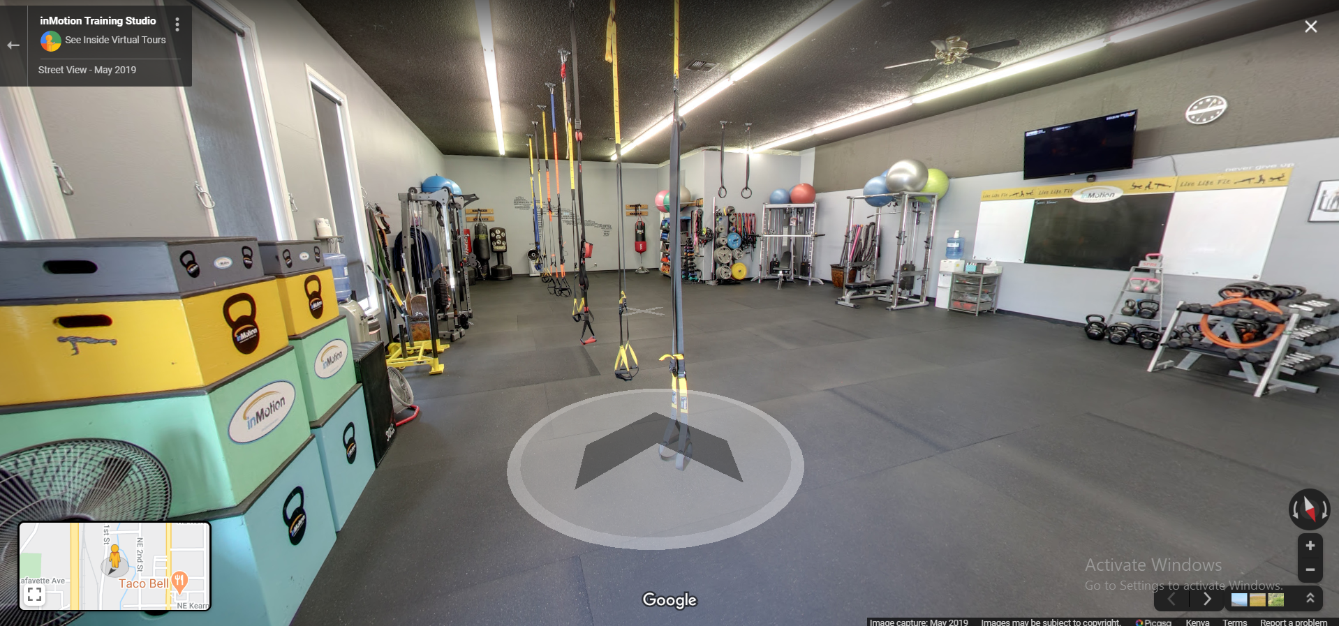 InMotion Training Studio - Bend