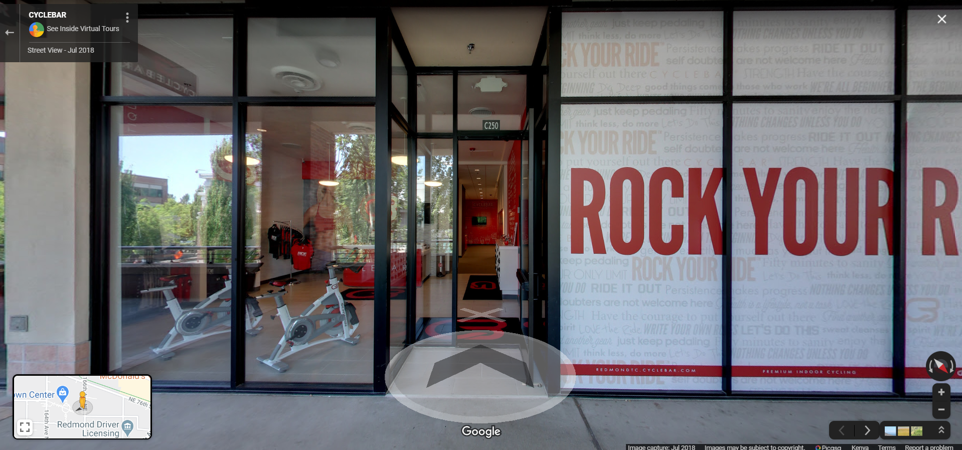 CycleBar - Redmond