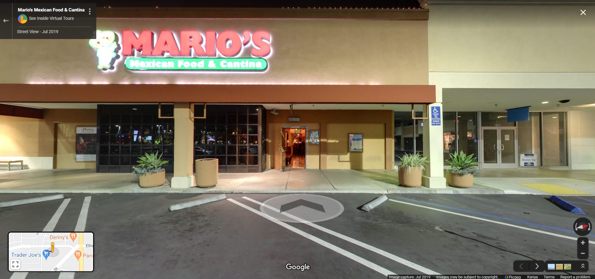 Mario's Mexican Food & Cantina  Huntington Beach