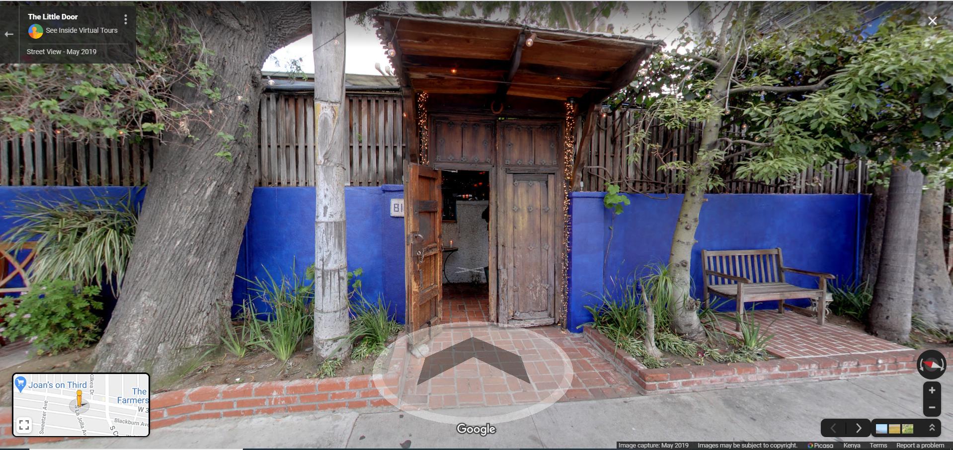 Mechanloo dba The Little Door  Los Angeles