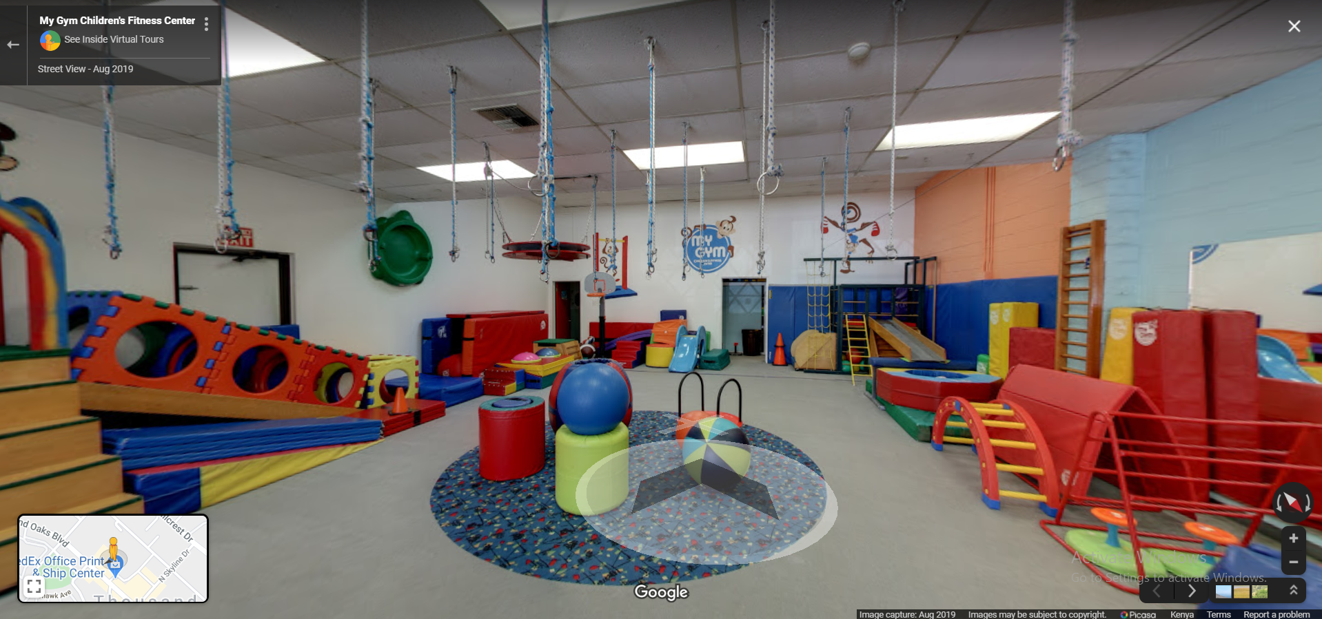 My Gym Children's Fitness Center - Thousand Oaks