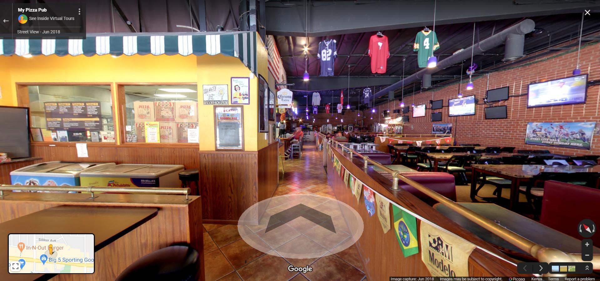 My Pizza Pub  La Habra