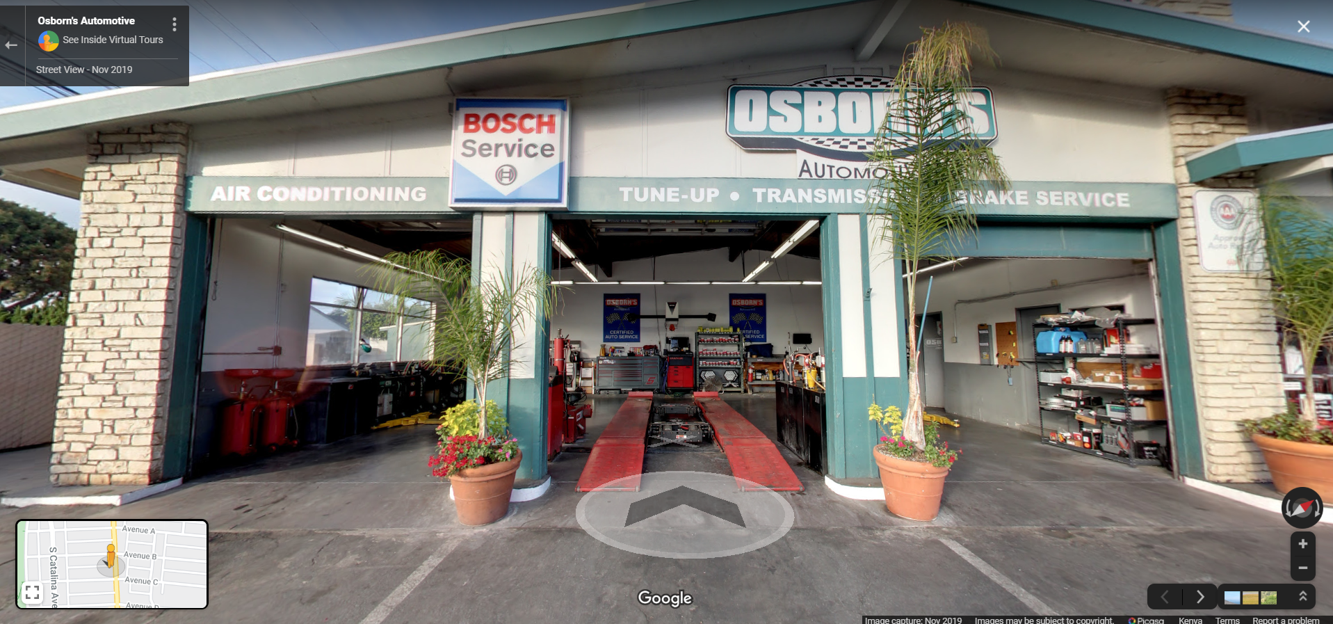 Osborn's Automotive - Redondo Beach