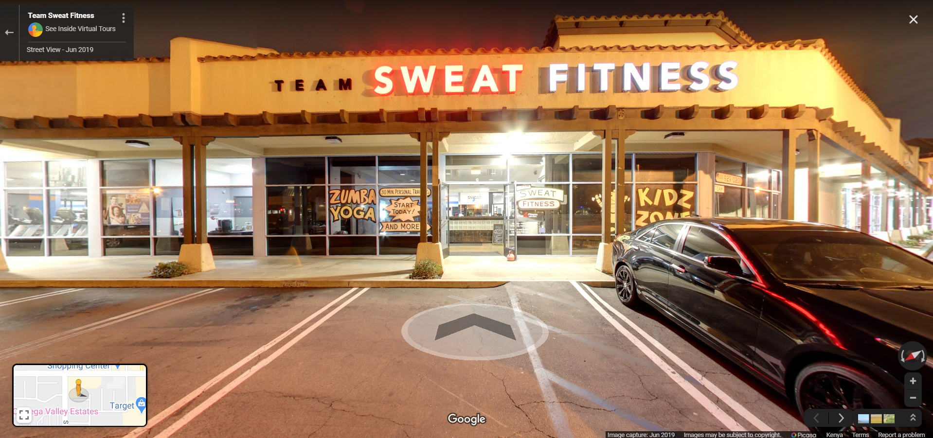 Team Sweat - San Dimas