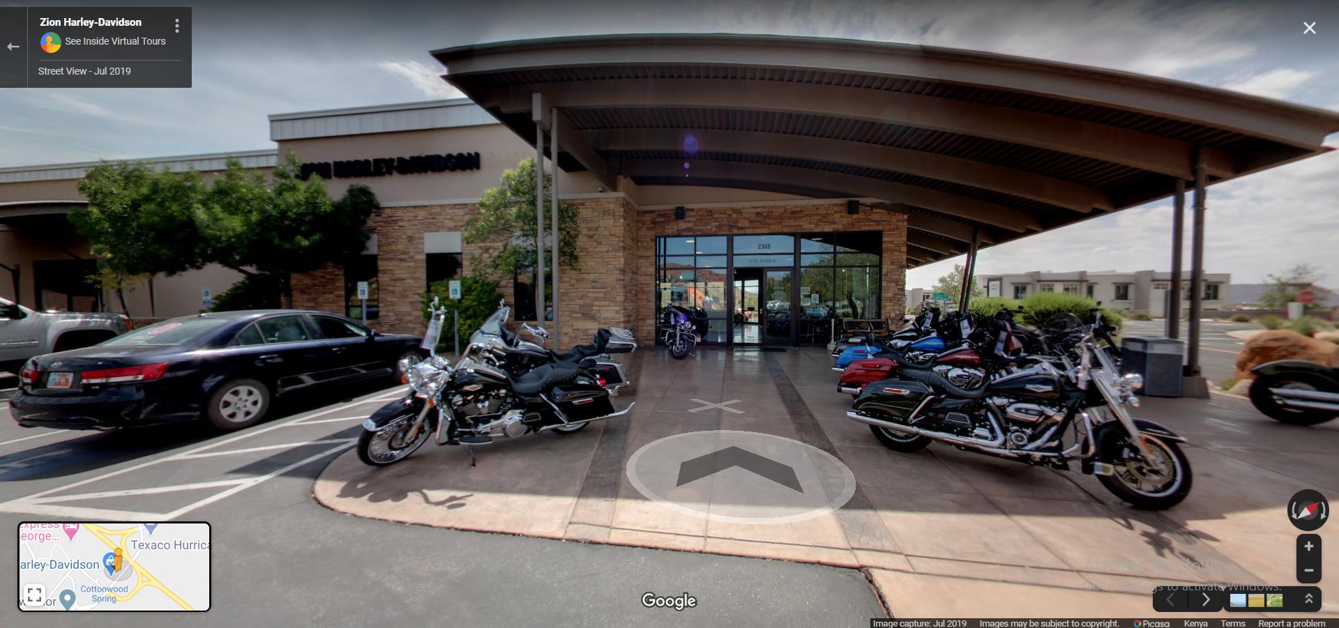 Zion Harley-Davidson  Washington