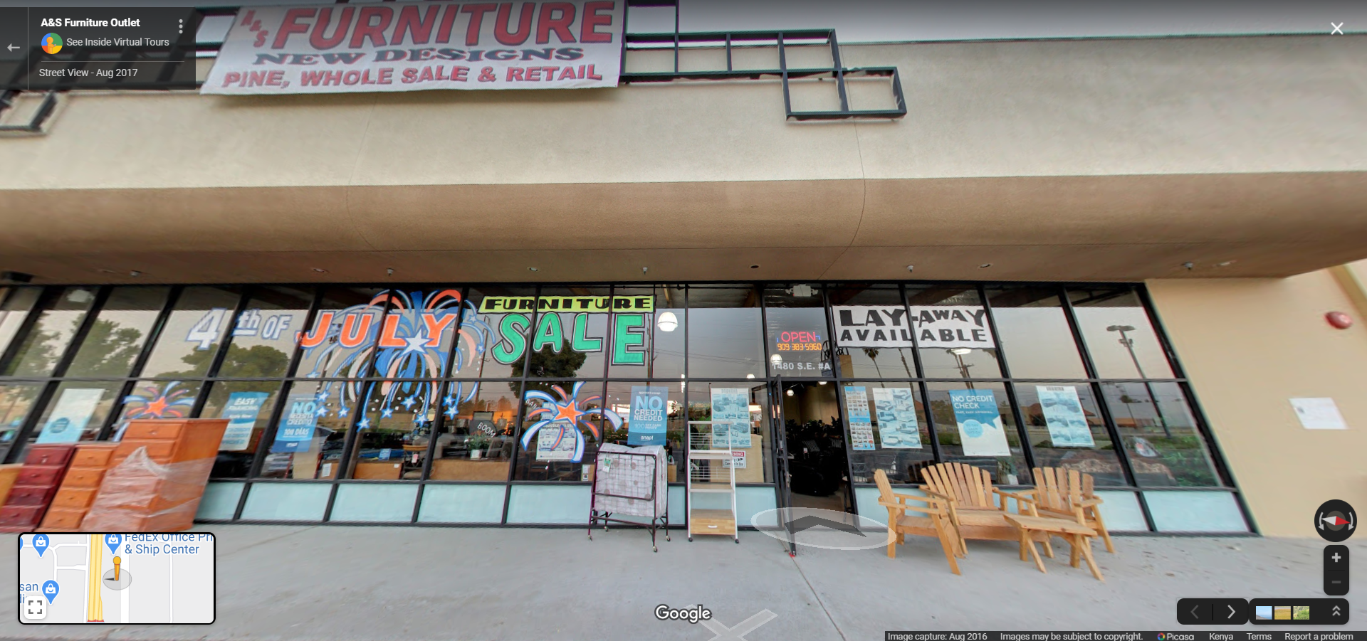 A&S Furniture Outlet - Colton