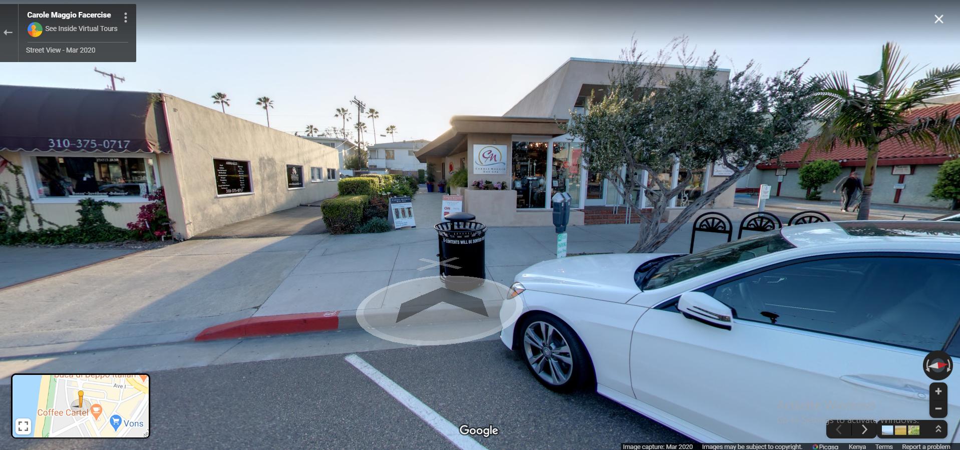 Allegra California Cafe - Culver City