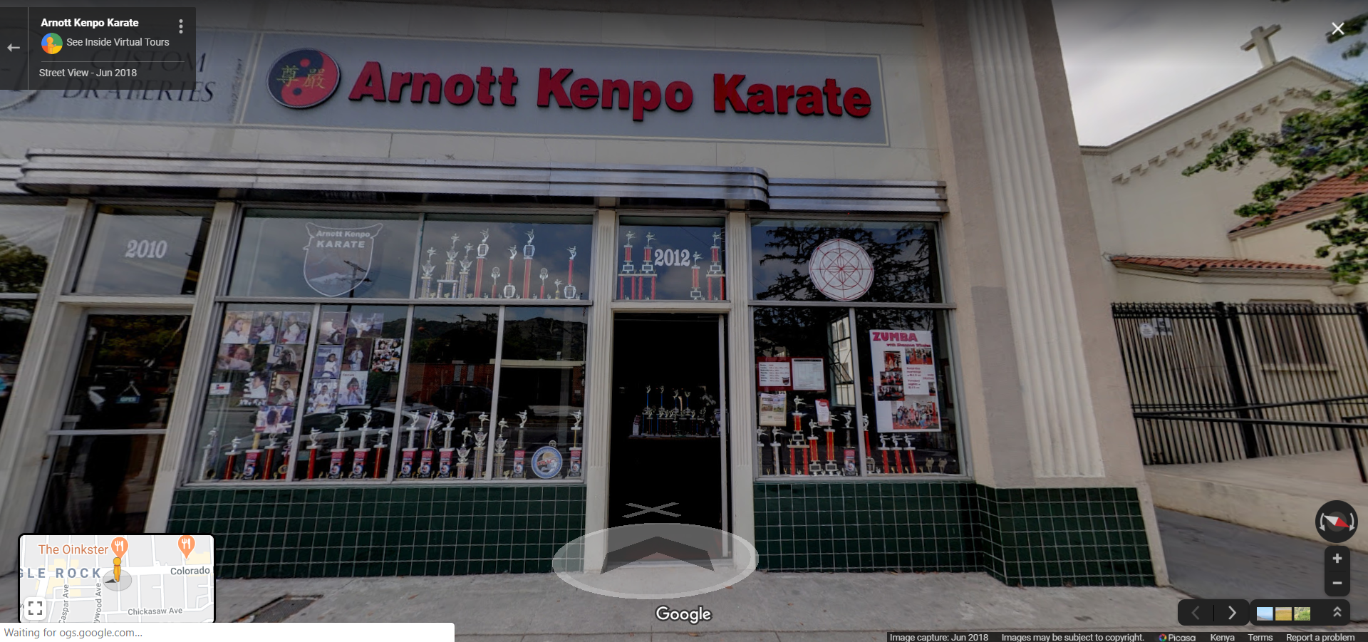 Arnott Kenpo Karate - Eagle Rock, Los Angeles