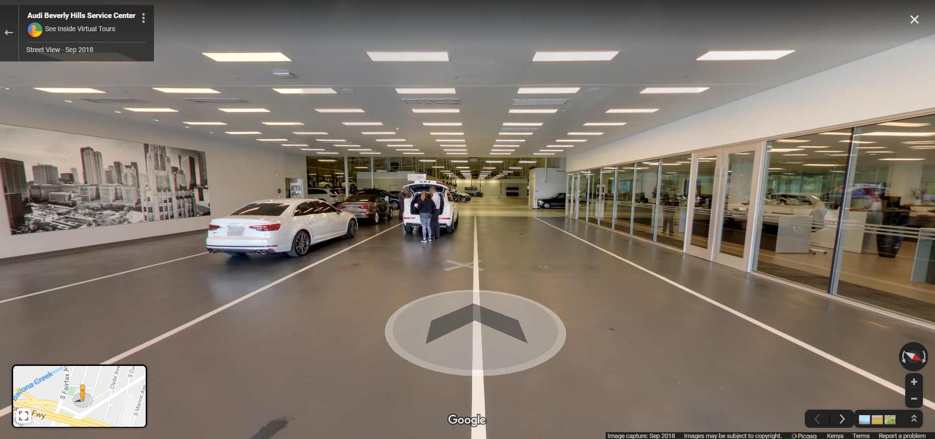 Audi Beverly Hills Service - Los Angeles