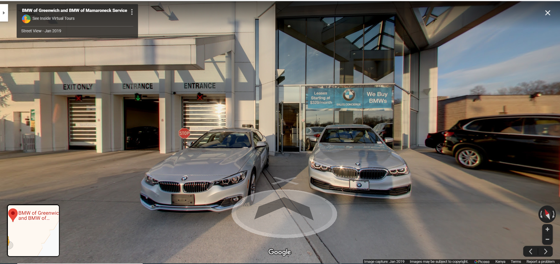 BMW of Greenwich and BMW of Mamaroneck Service - Port Chester