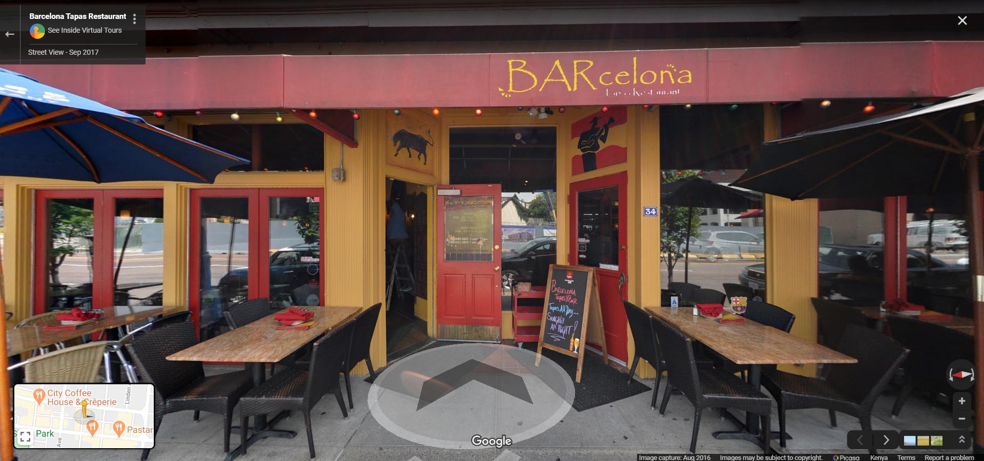 Barcelona Tapas Restaurant - St. Louis, MO - Clayton