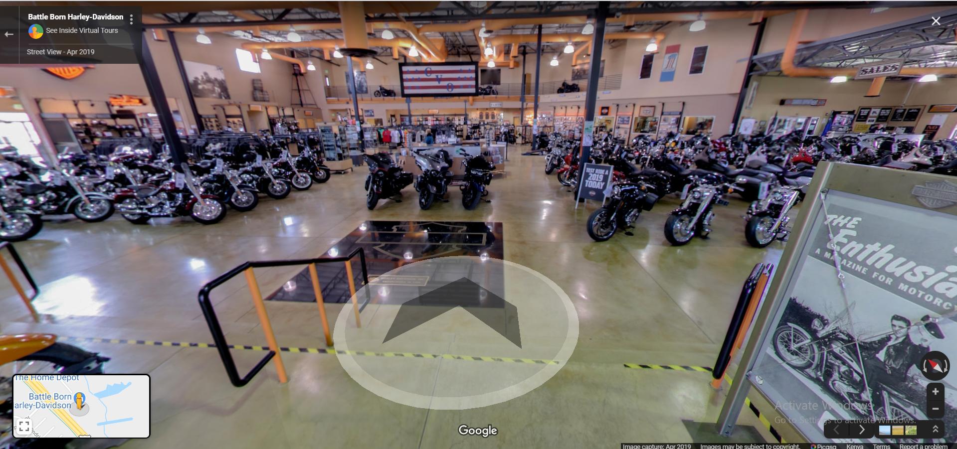 Battle Born Harley-Davidson  Carson City