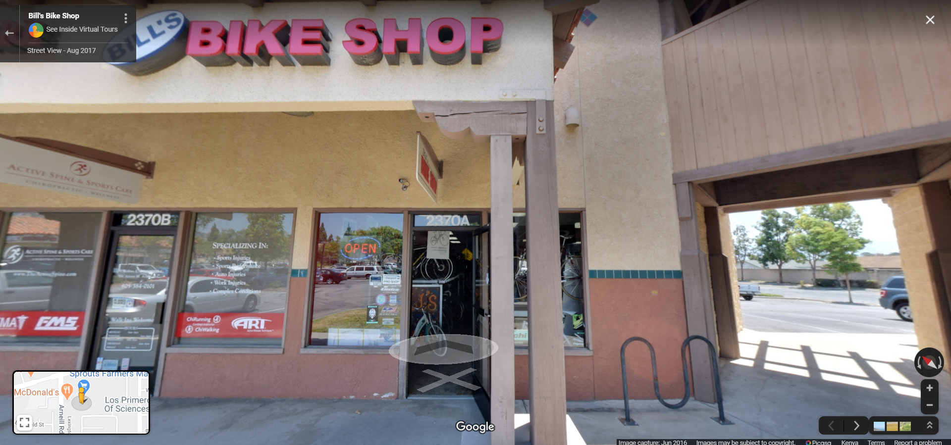 Bill's Bike Shop - Camarillo
