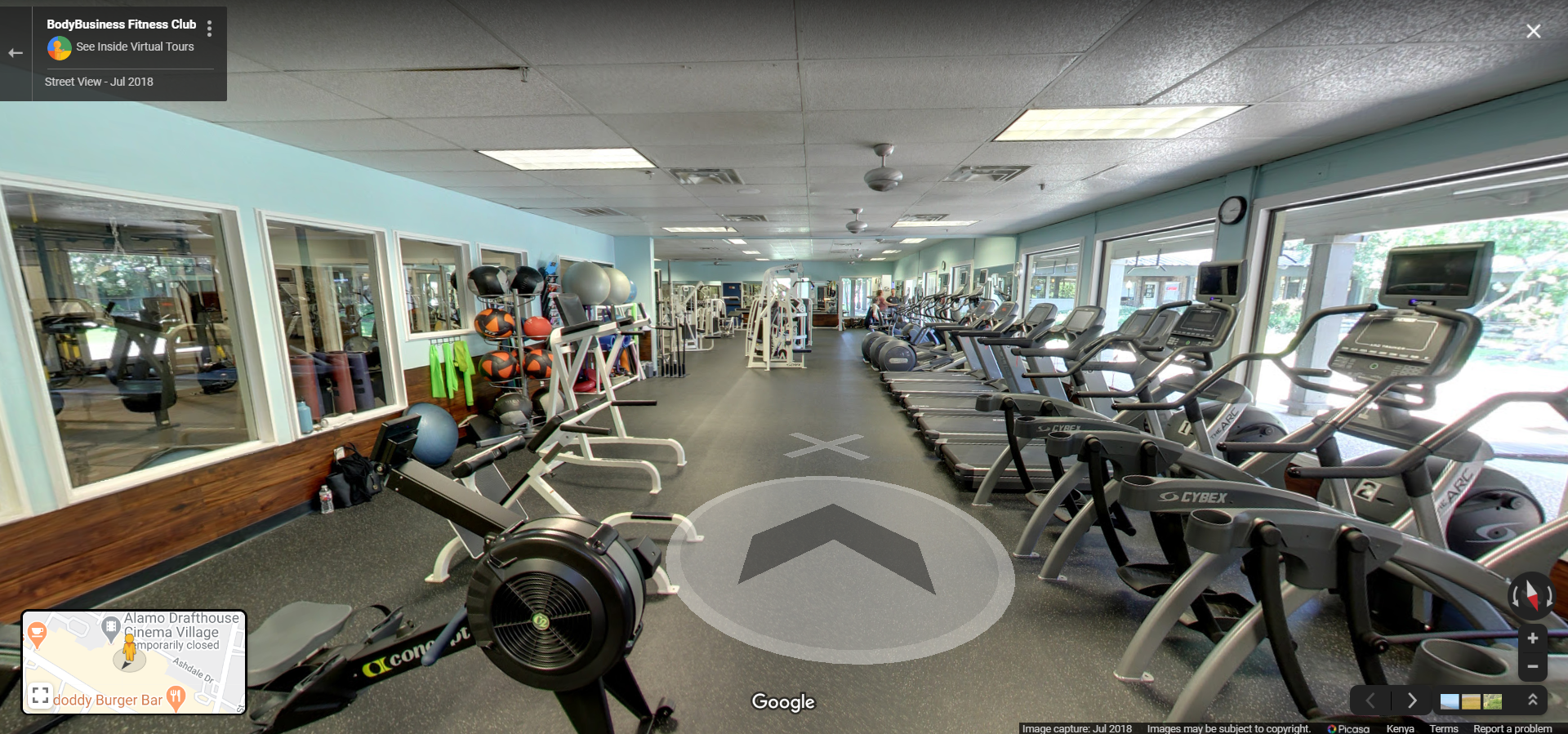 BodyBusiness Fitness Club - Austin