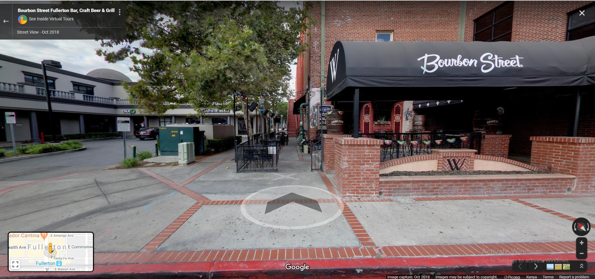 Bourbon Street - Fullerton