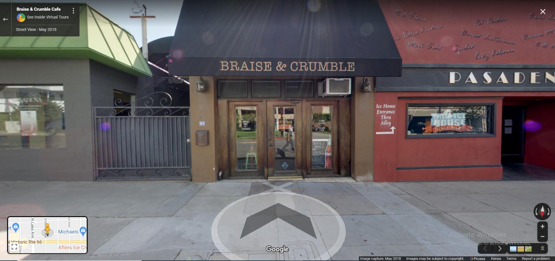 Braise & Crumble Cafe - Pasadena