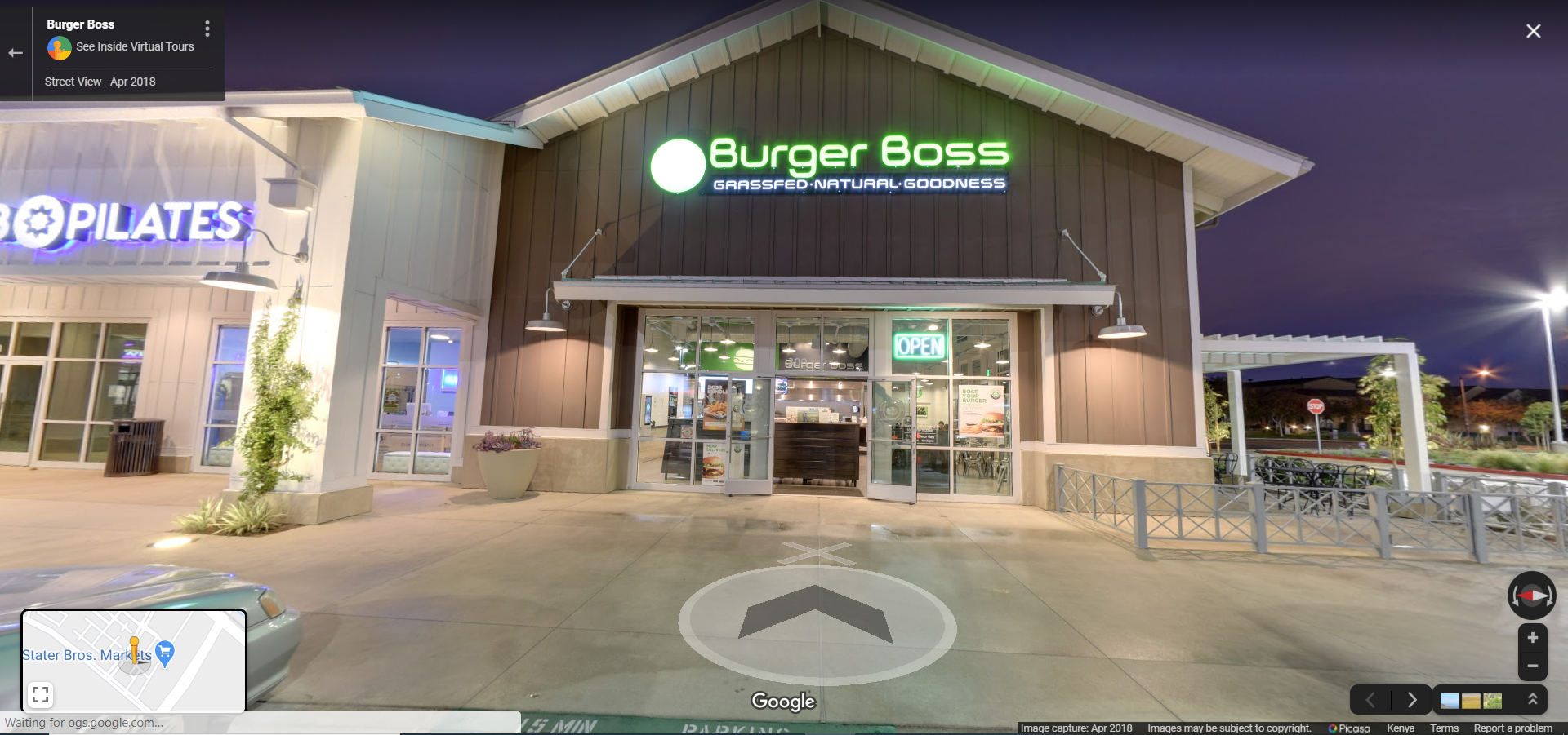 Burger Boss - Tustin