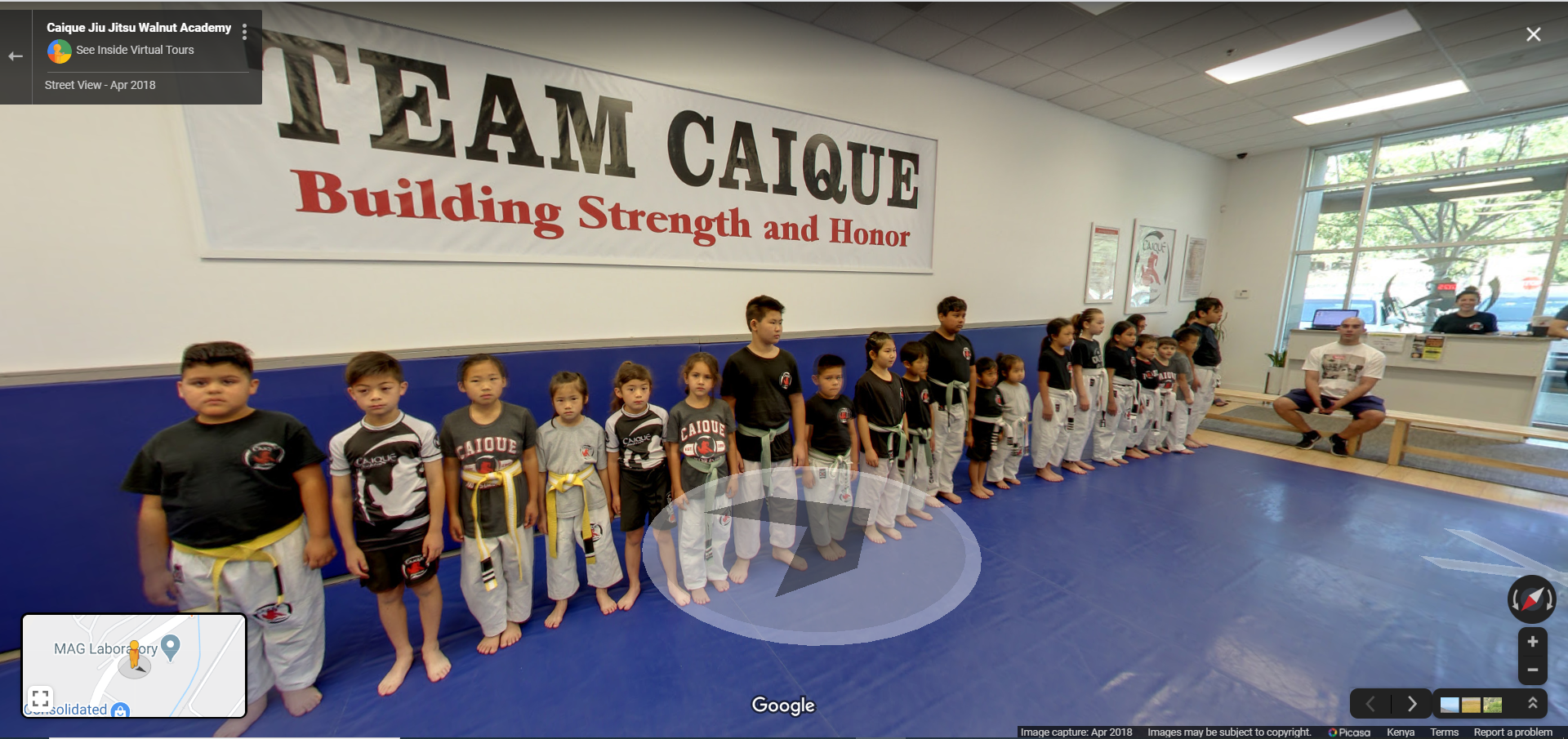 Caique Jiu Jitsu Walnut Academy - Walnut