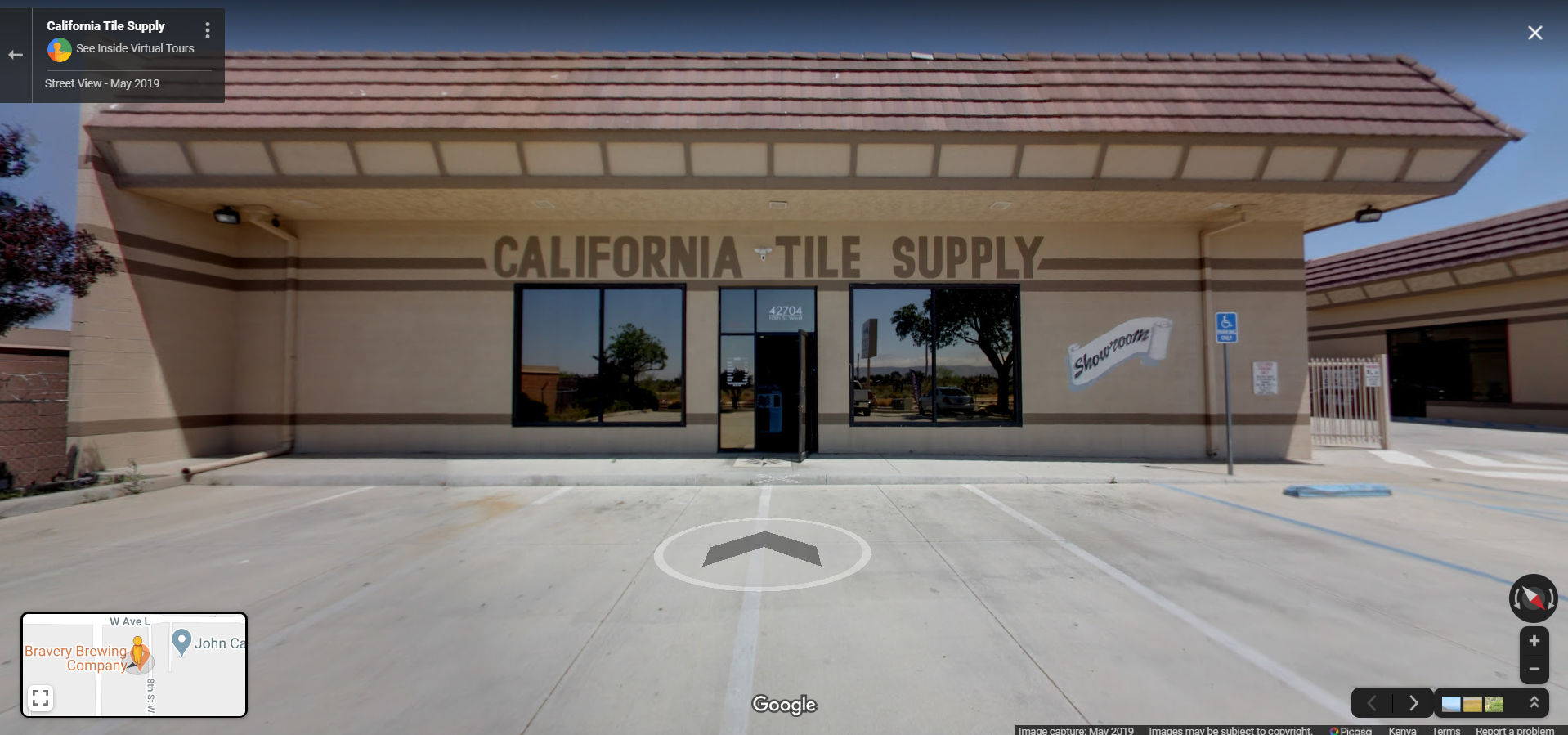 California Tile Supply - Lancaster
