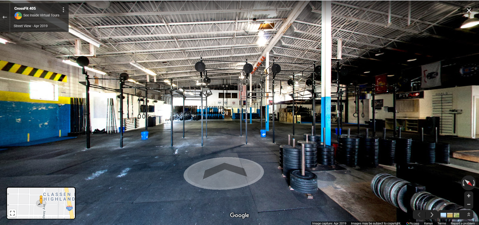 CrossFit 405 - Oklahoma City
