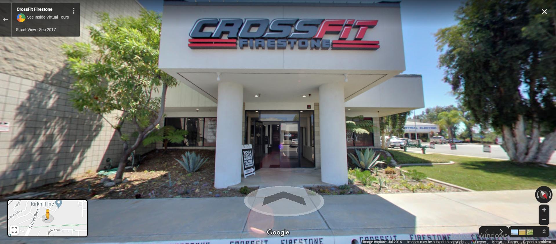 CrossFit Firestone - Brea