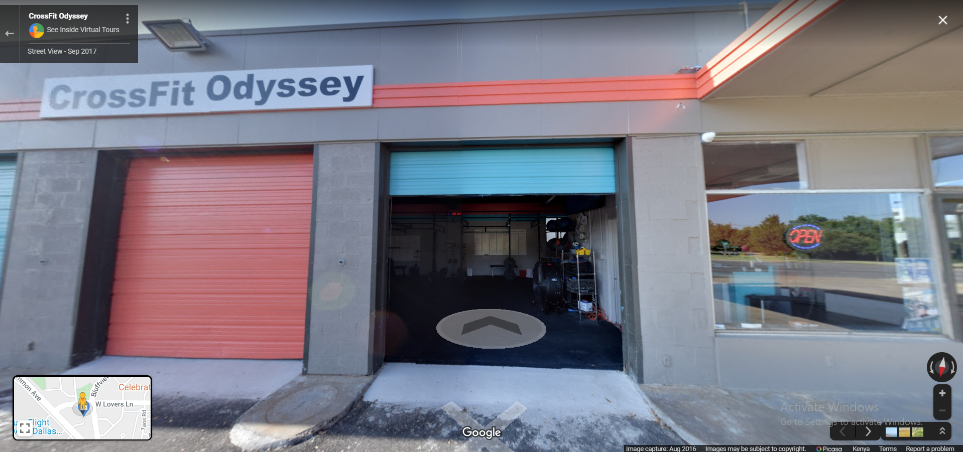 CrossFit Odyssey and Odyssey Martial Arts - Dallas, TX