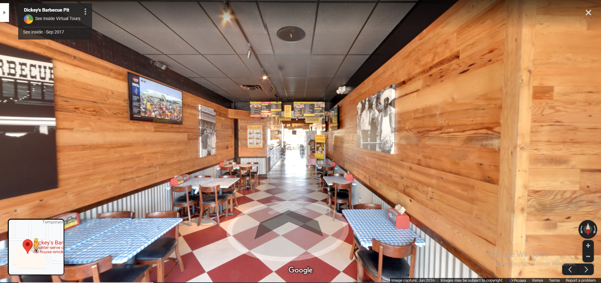 Dickey's Barbecue Pit - Tustin