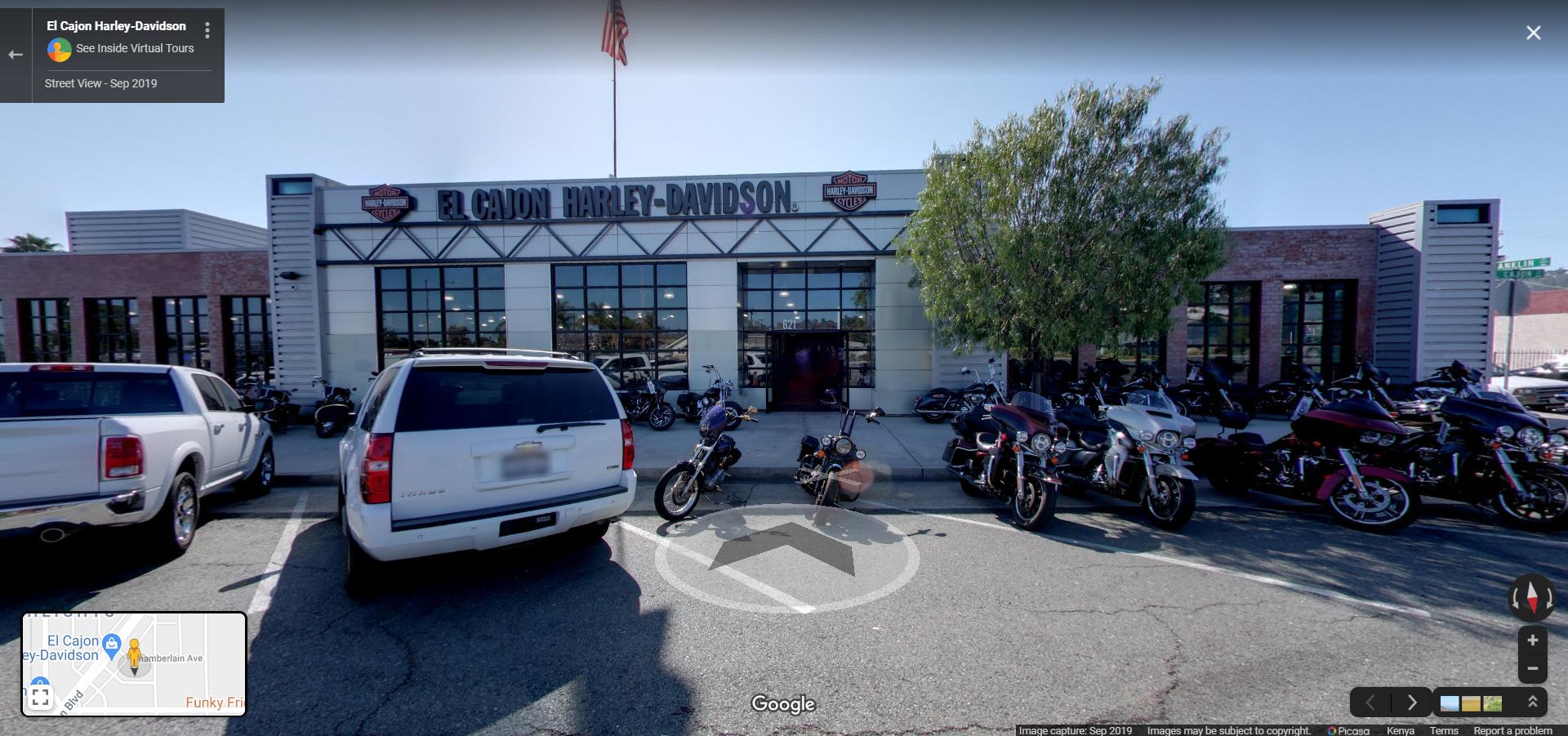 El Cajon Harley-Davidson - El Cajon
