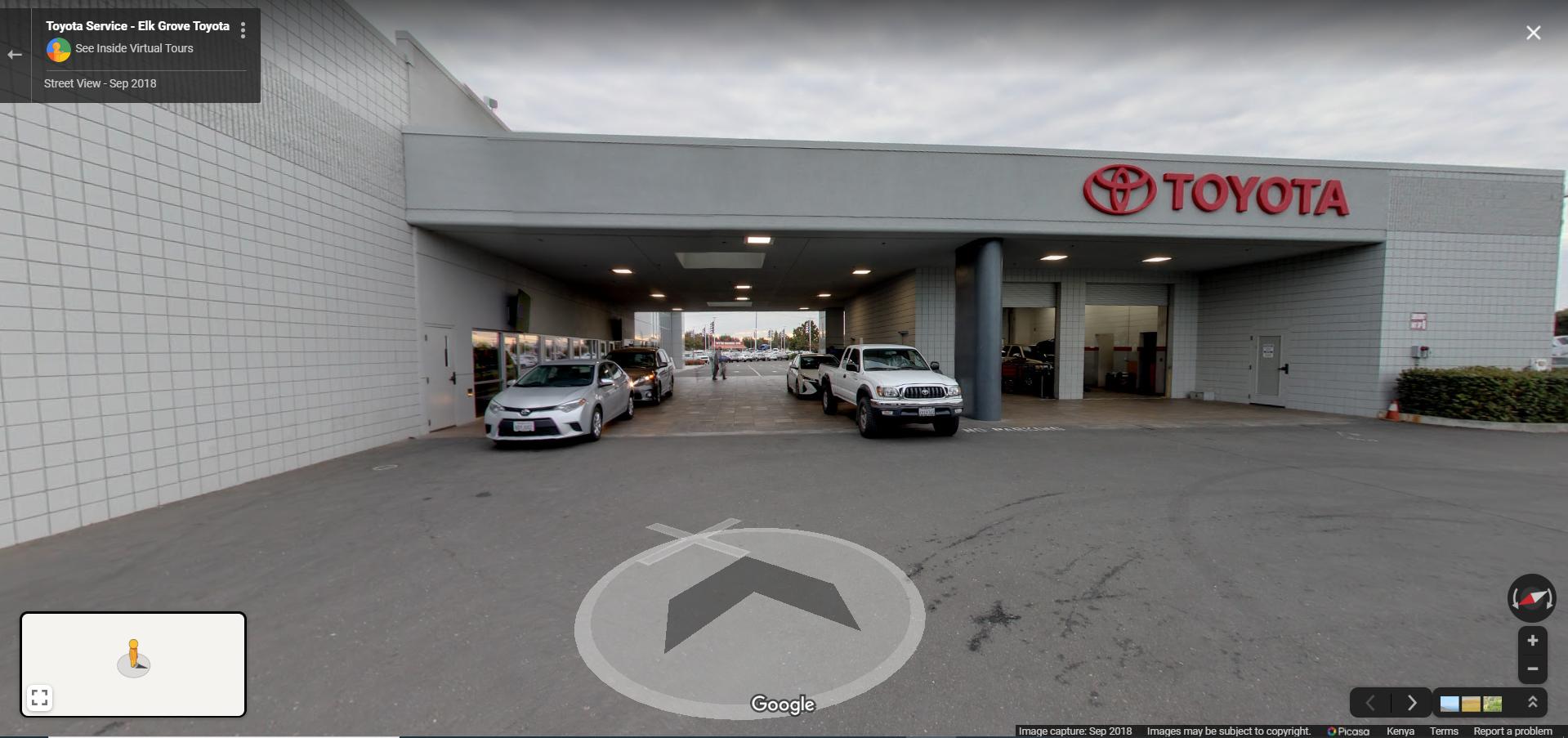 Elk Grove Toyota Service - Elk Grove