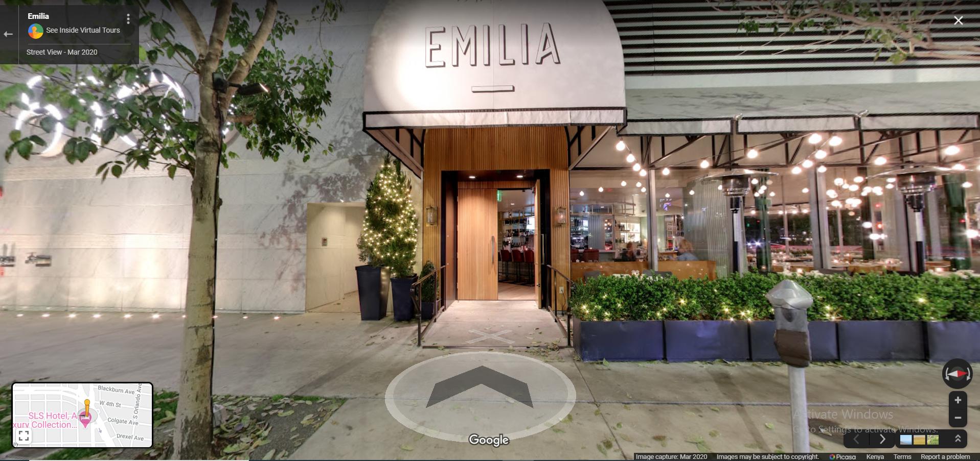 Emilia - Los Angeles
