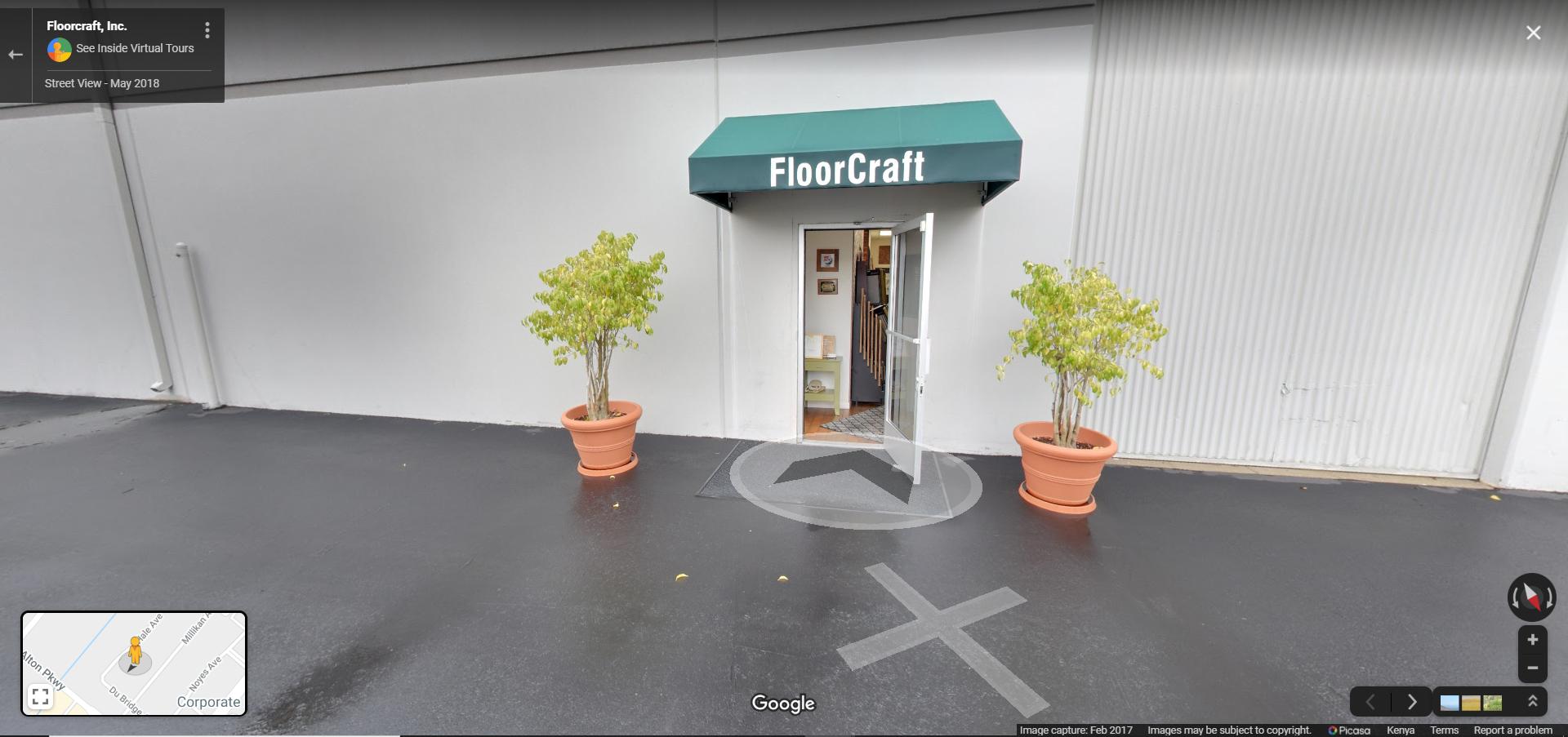 Floorcraft - Irvine
