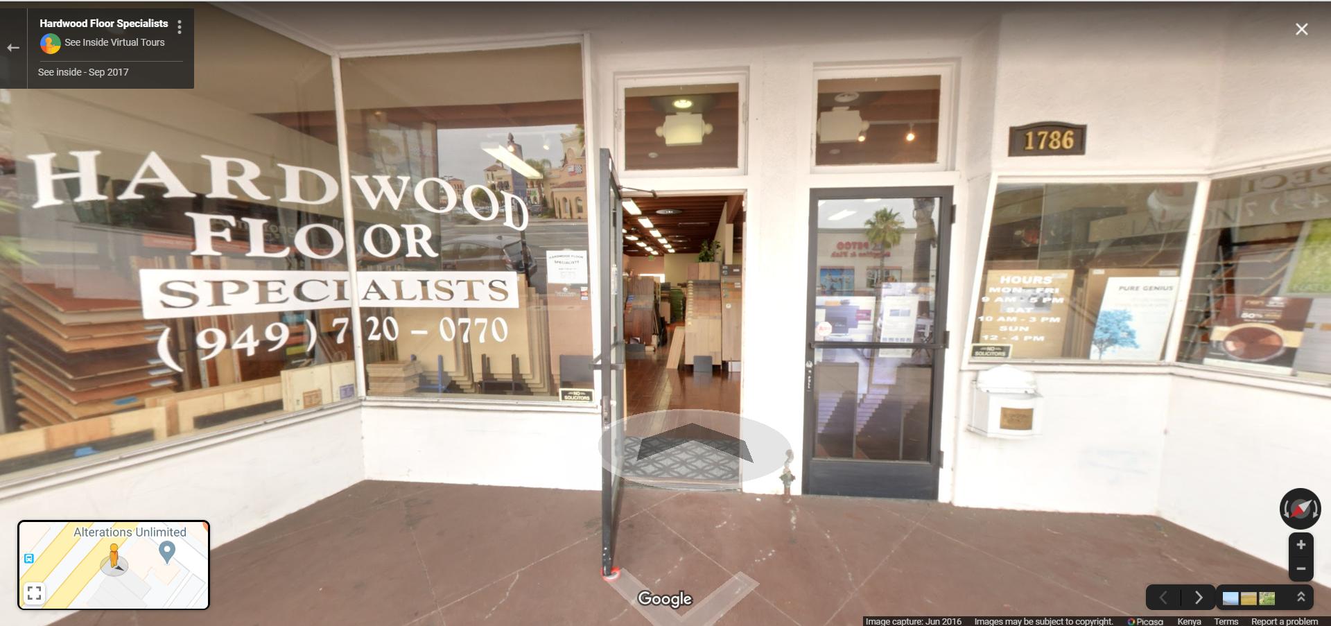 Hardwood Floor Specialists - Costa Mesa