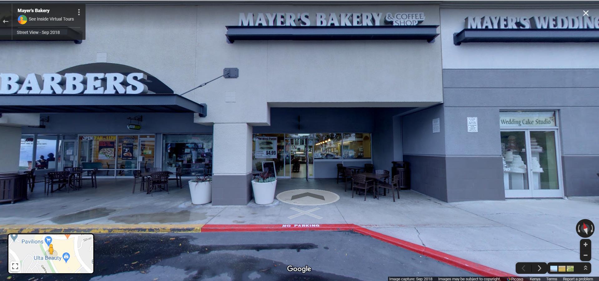 Mayer's Bakery - Rolling Hills Estates