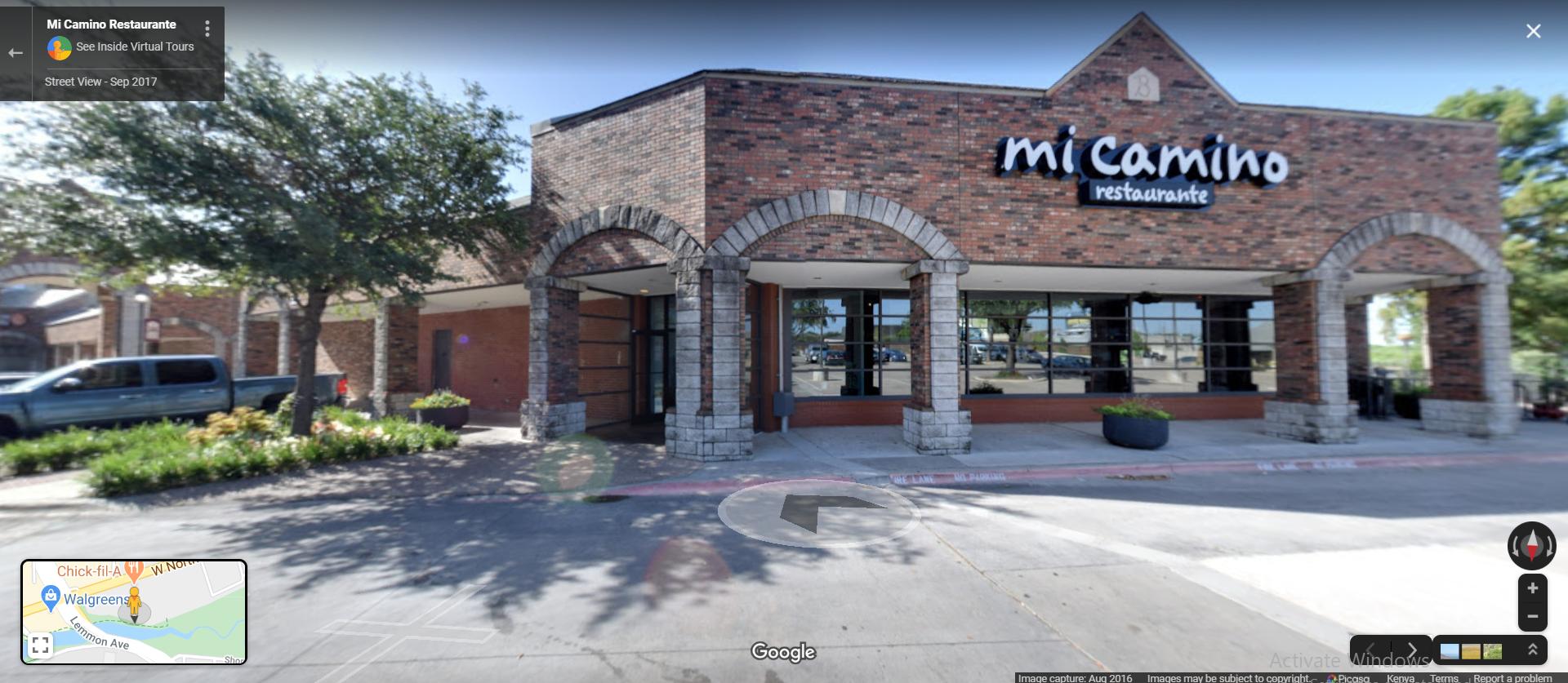 Mi Camino Restaurante - Dallas, TX