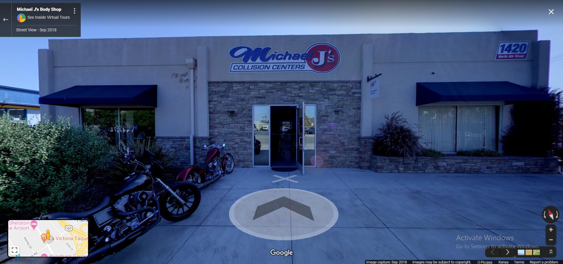 Michael J's Body Shop - San Jose