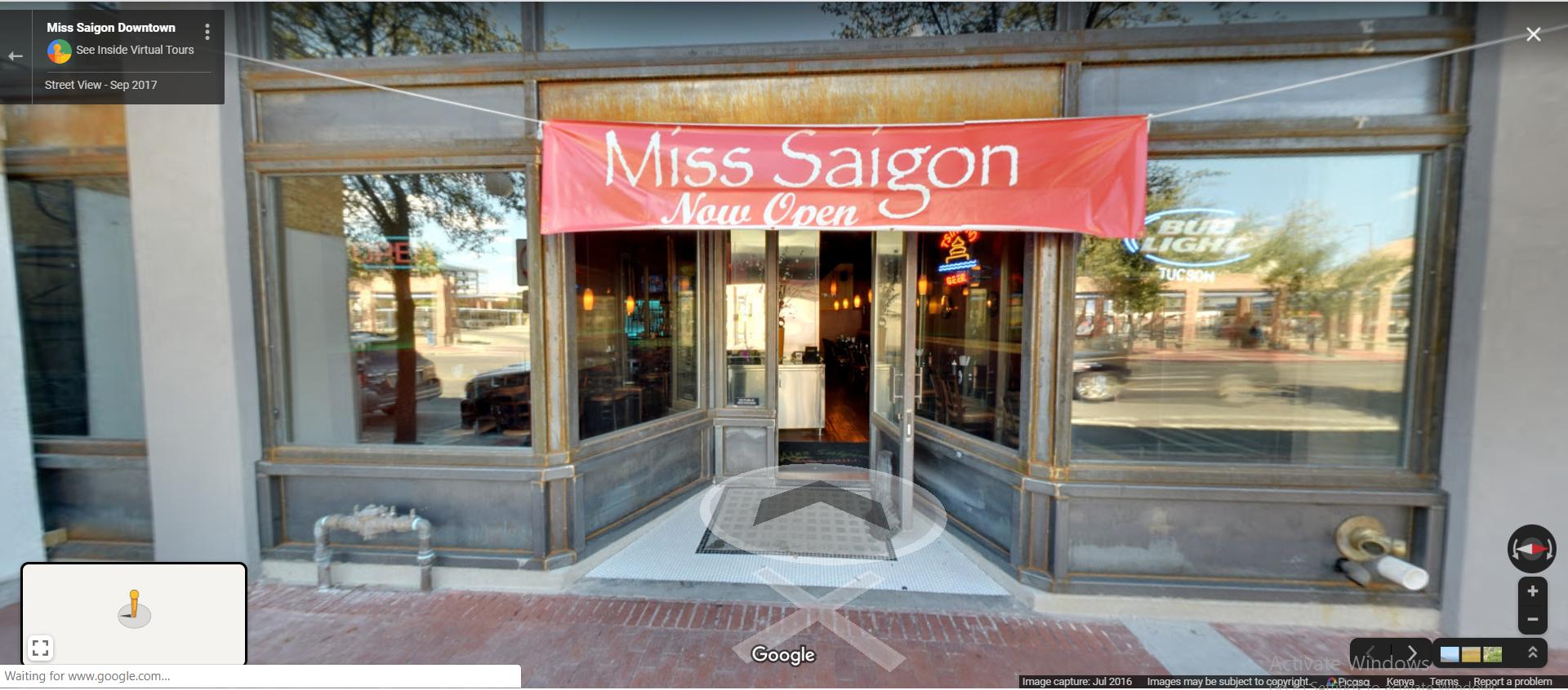 Miss Saigon Downtown - Tucson