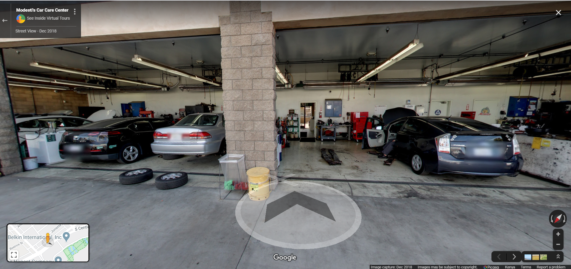 Modesti's Car Care Center - Culver City