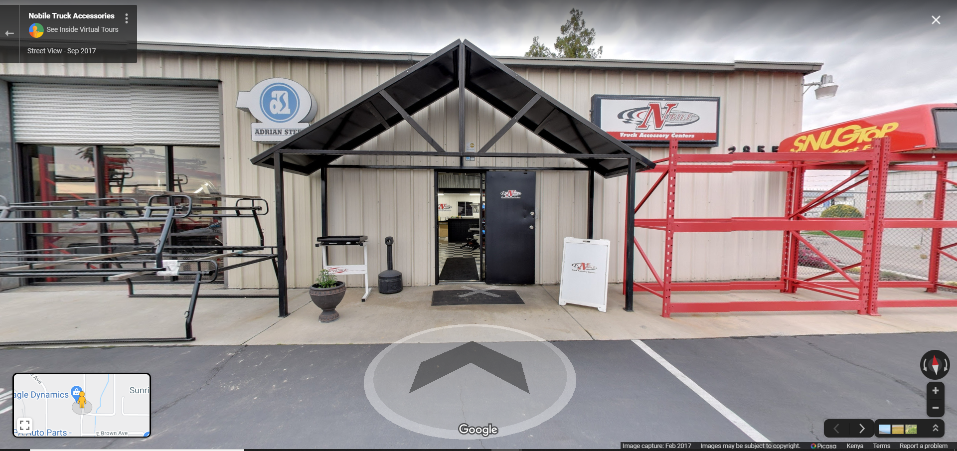 Nobile Truck Accessories - Fresno