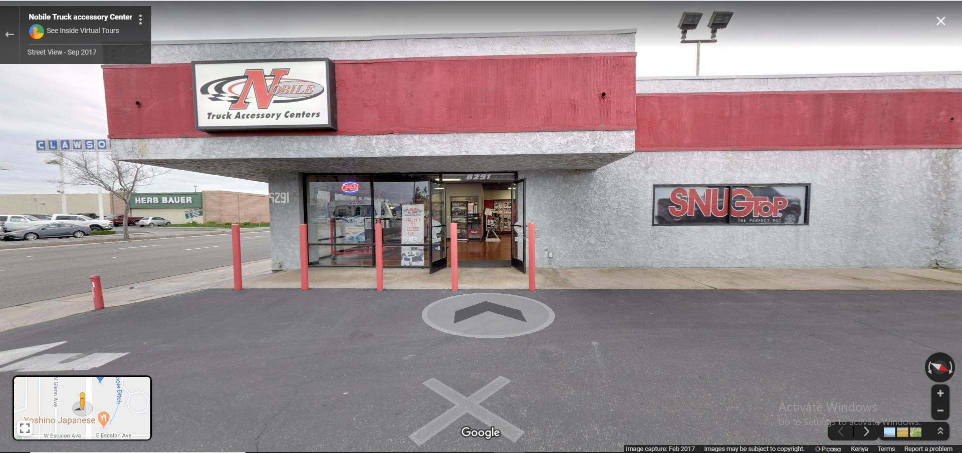 Nobile Truck Accessory Centers - Fresno (Blackstone)