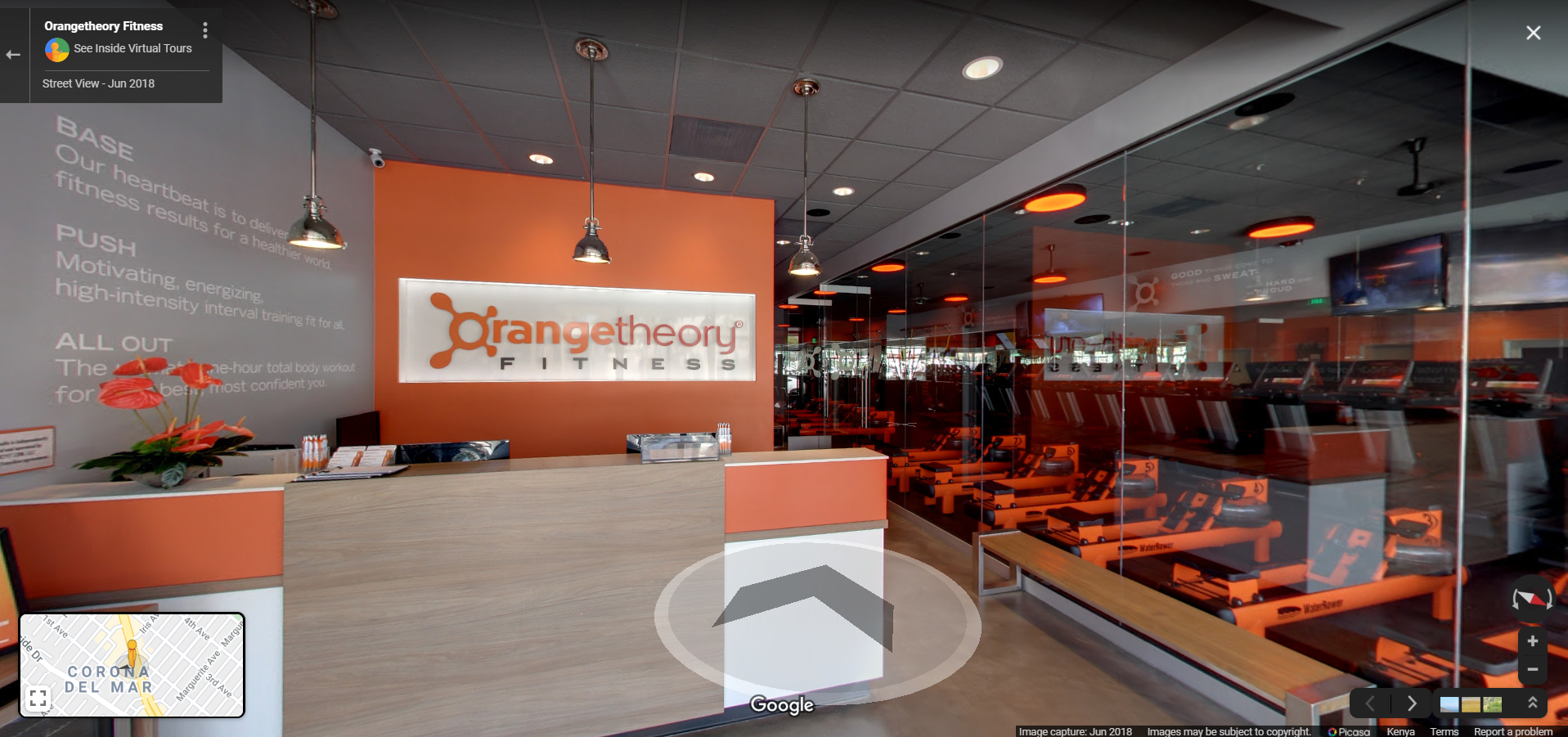 Orangetheory Fitness - Corona Del Mar; Newport Beach