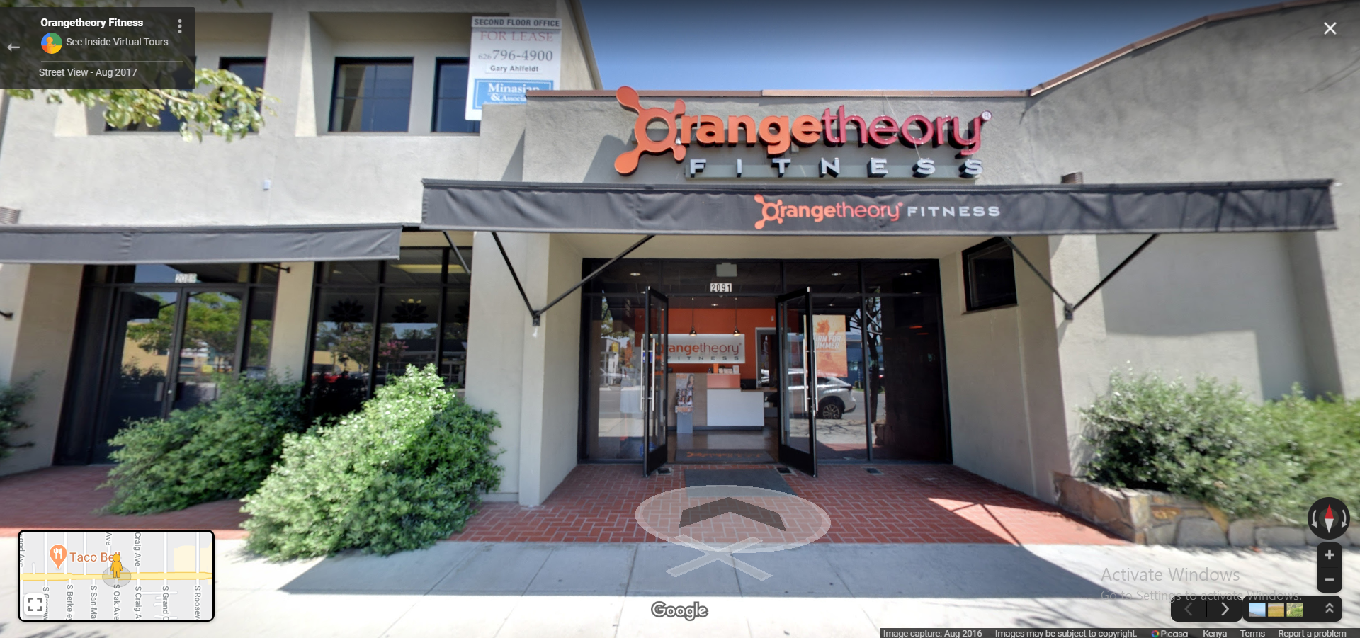 Orange Theory Fitness - Pasadena