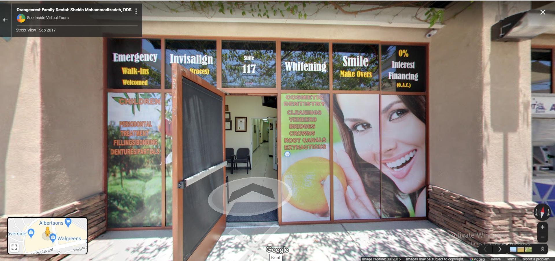 Orangecrest Family Dental - Riverside